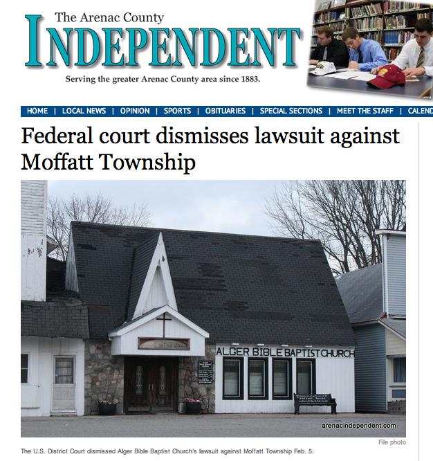 Moffatt Township