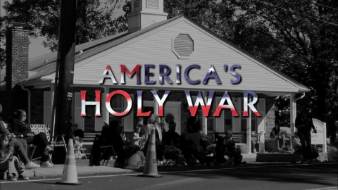 Americas Holy War TX Card